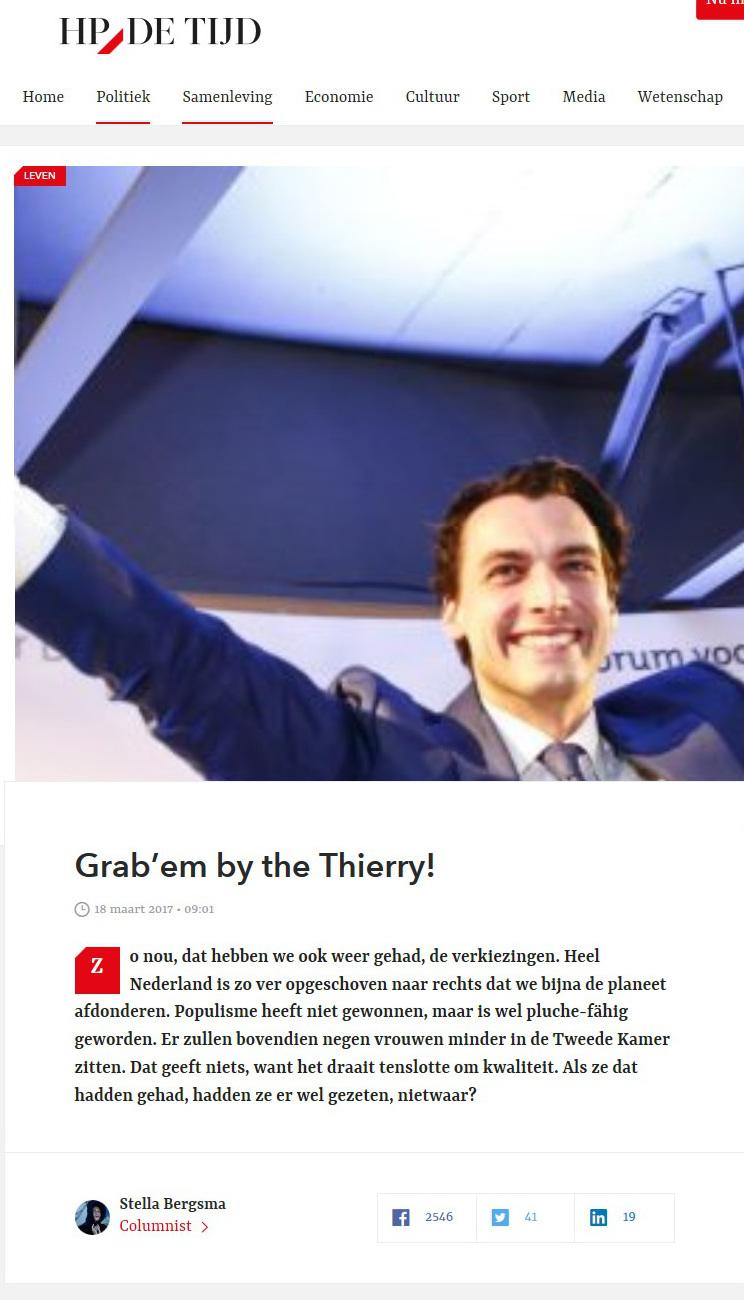 politiek nederland uitleg
