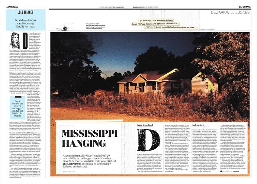 het dateren van wet in de Mississippi